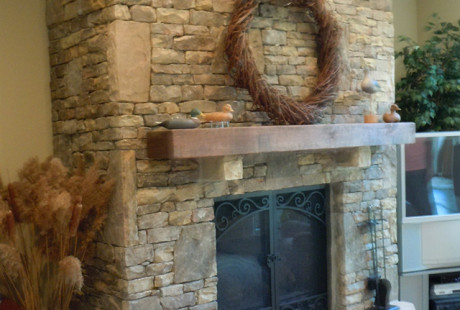 Idea Gallery - Fireplace Stone