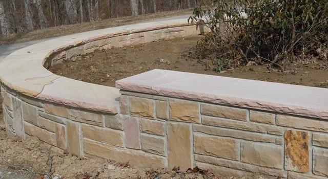 Sawed Stone
