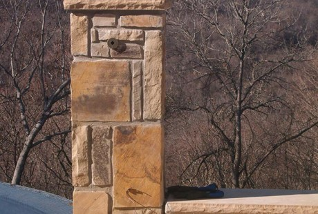 Castle Rock column - Silvara Stone