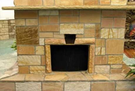 Fireplace Stone Ideas - Silvara Stone
