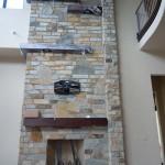 Cumberland Blend Fireplace - Silvara Stone