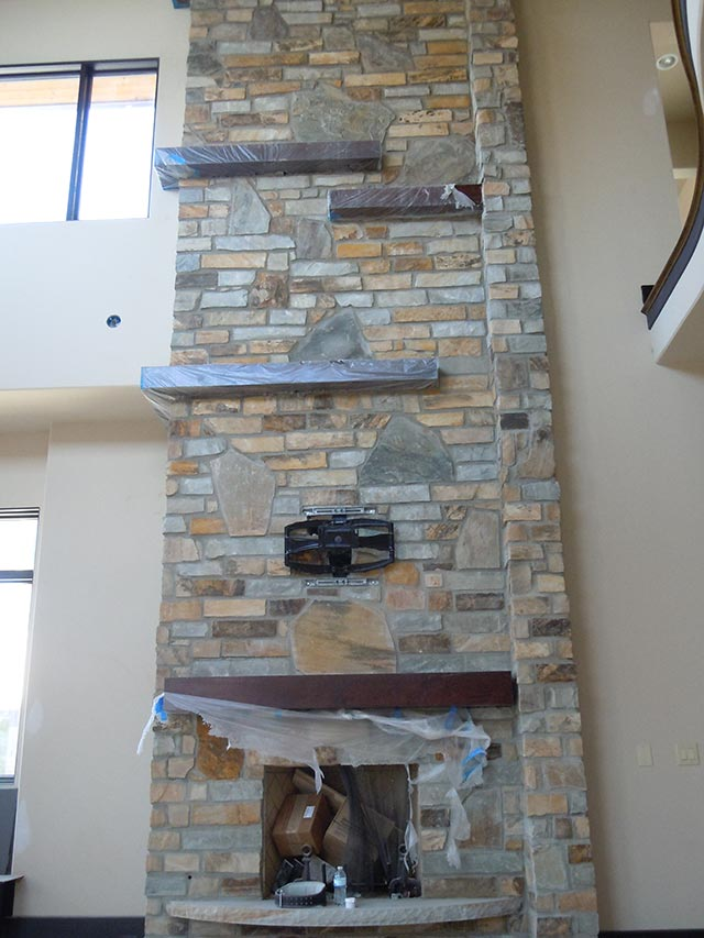 Fireplace Stone Ideas - Silvara Stone