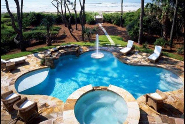 Pool Stone Ideas - Silvara Stone