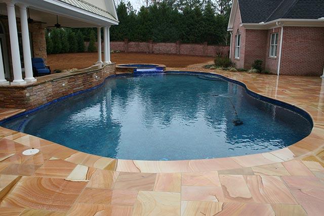 Pool Stone Ideas Silvara Stone