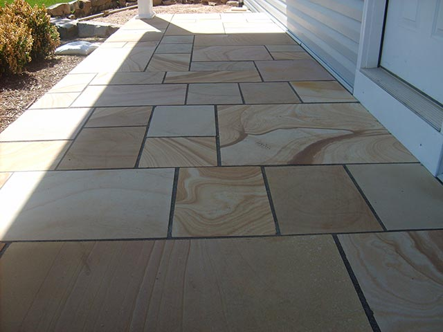 Patio Stone Flooring Ideas Icamblog