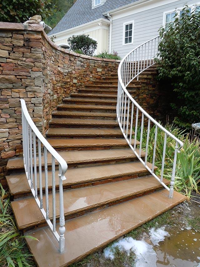 Silvara Stone Step Treads
