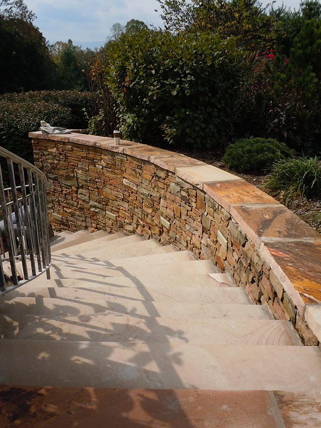 Wall cap stone - Silvara Stone