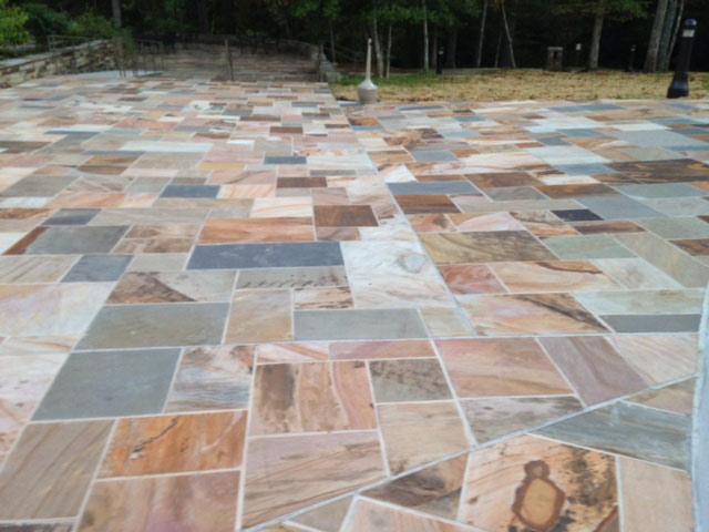 Silvara Stone Flooring