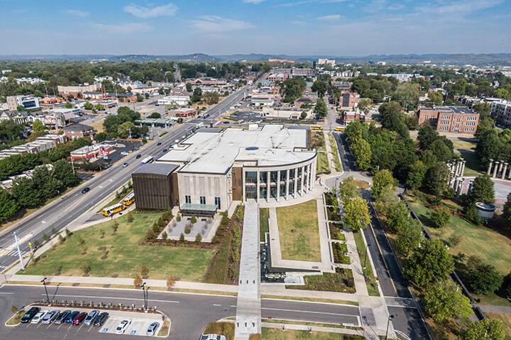 Tennessee State Museum - Silvara Stone