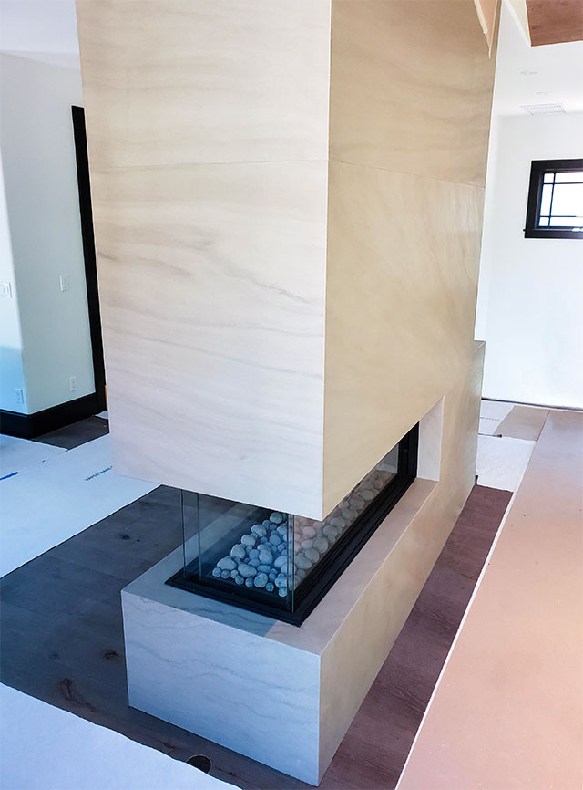 Idea Gallery - Vail, CO Fireplace